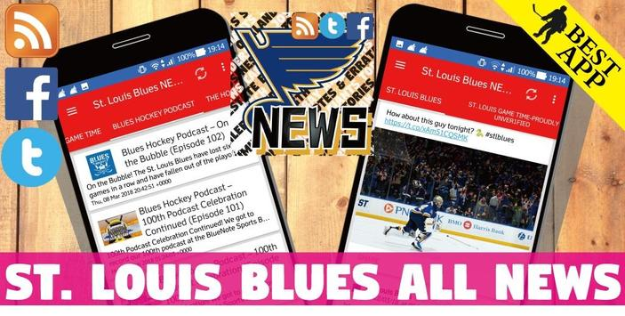 St. Louis Blues All News poster