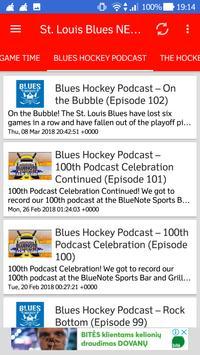 St. Louis Blues All News screenshot 1