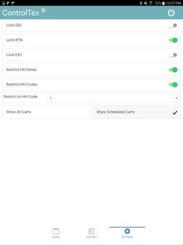 ControlTex® Data Entry screenshot 2