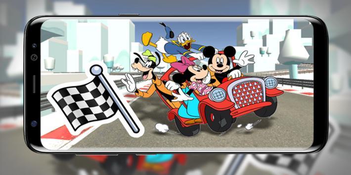 Mickey And Friends Jungle Car Journey screenshot 2
