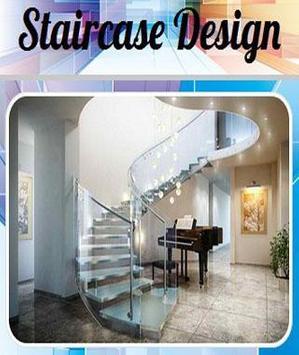 staircase design poster