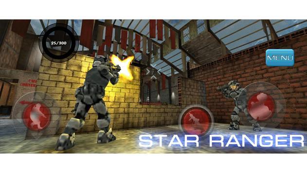 Star Ranger poster