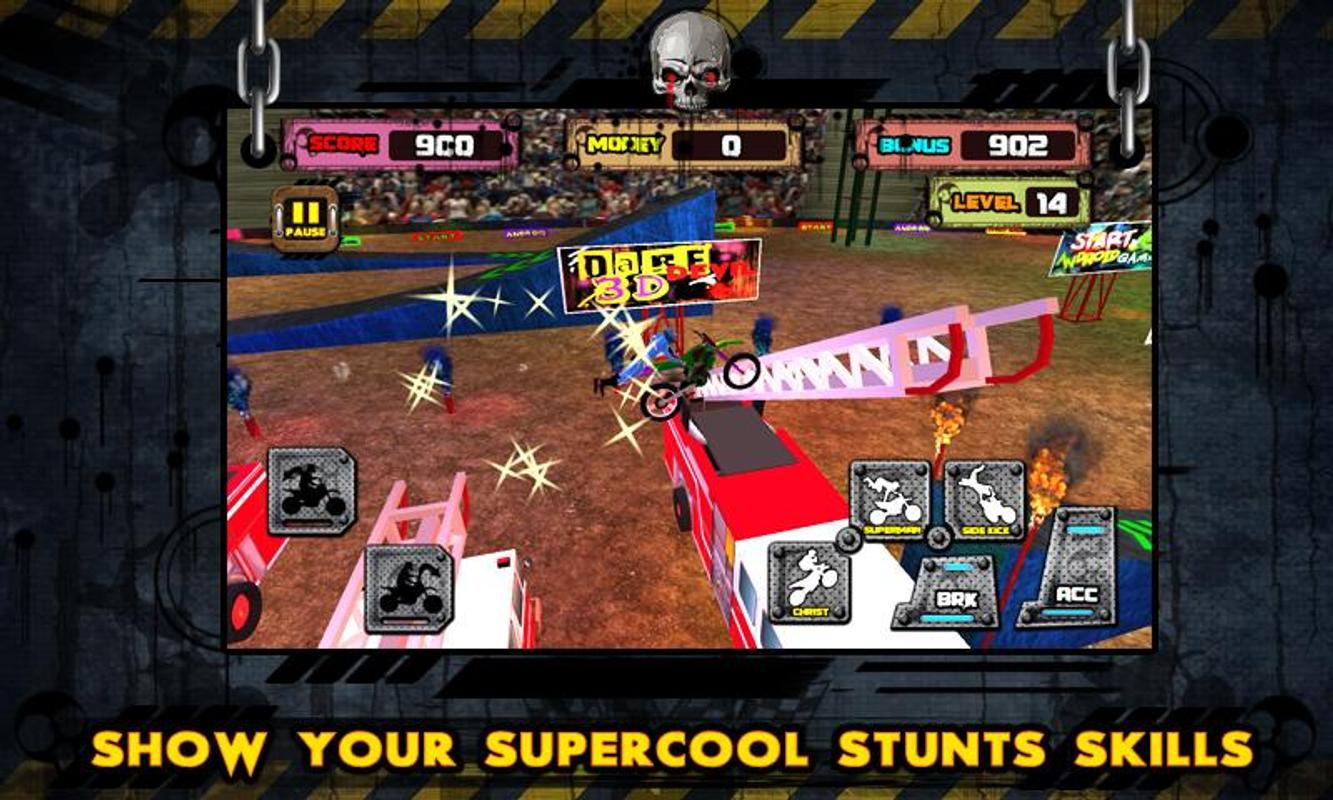 dare devil derby 3d