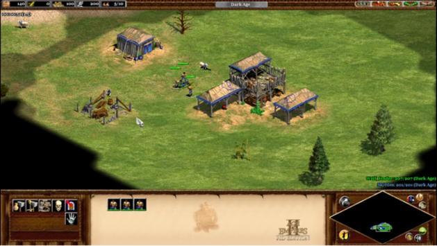 Age Of Empire II Walkthrough Poster