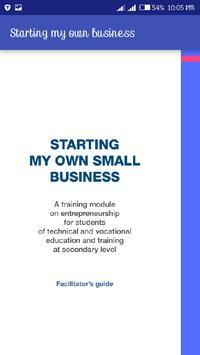 Start your own business apk screenshot