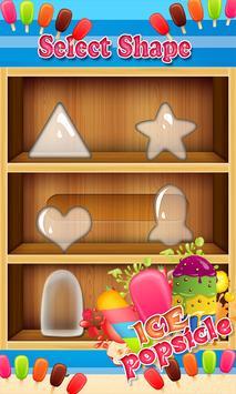 Ice Popsicle game: kids games screenshot 4