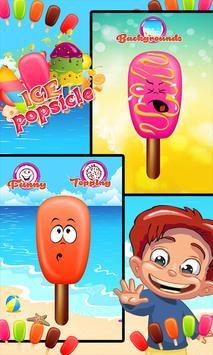 Ice Popsicle game: kids games screenshot 5