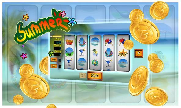 Theme Slots Horizon poster