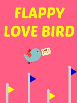 Flappy Love Bird poster
