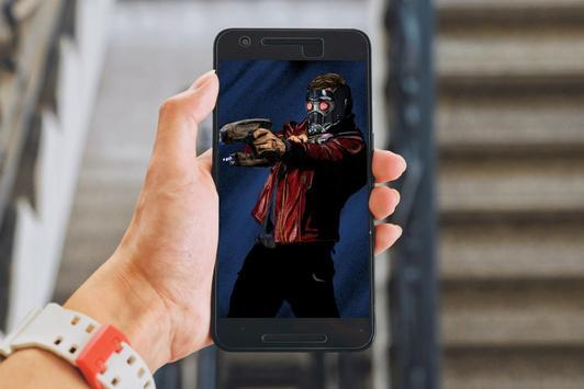 Star Lord Wallpapers HD screenshot 7