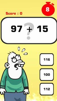 Math Game apk screenshot