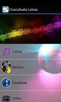 Cosculluela Letras screenshot 1