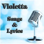 Violetta Songs & Lyrics icon