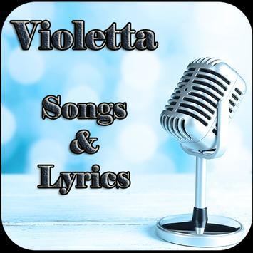 Violetta Songs & Lyrics poster