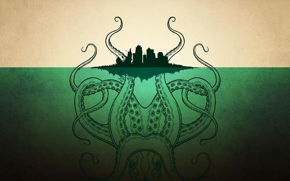 Octopus Live Wallpaper screenshot 1