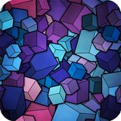 Abstact Art Live Wallpaper icon