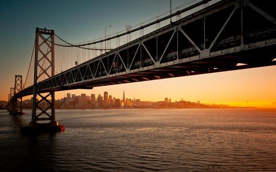 Bridge Live Wallpaper apk screenshot