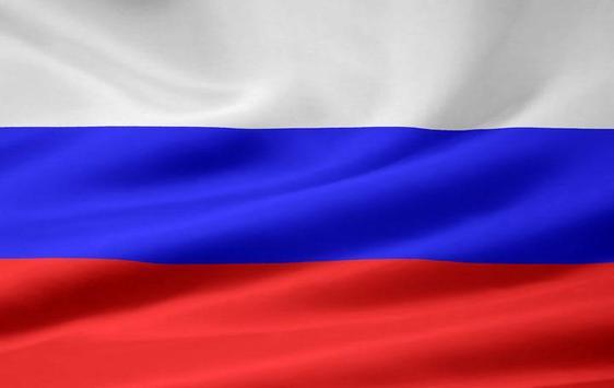 Russia Flag Live Wallpaper apk screenshot