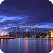 Sydney Live Wallpaper icon