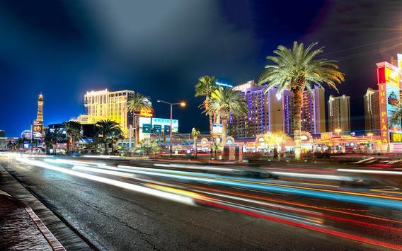 Las Vegas Live Wallpaper apk screenshot