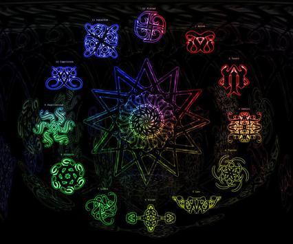 Zodiac Signs Live Wallpaper screenshot 2