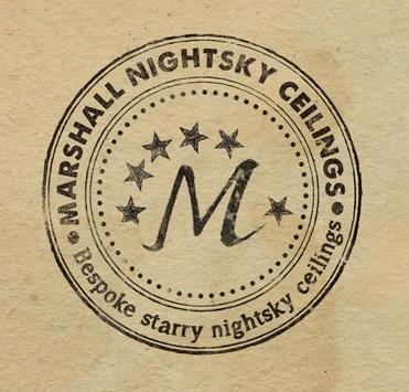 Starry Nightsky poster