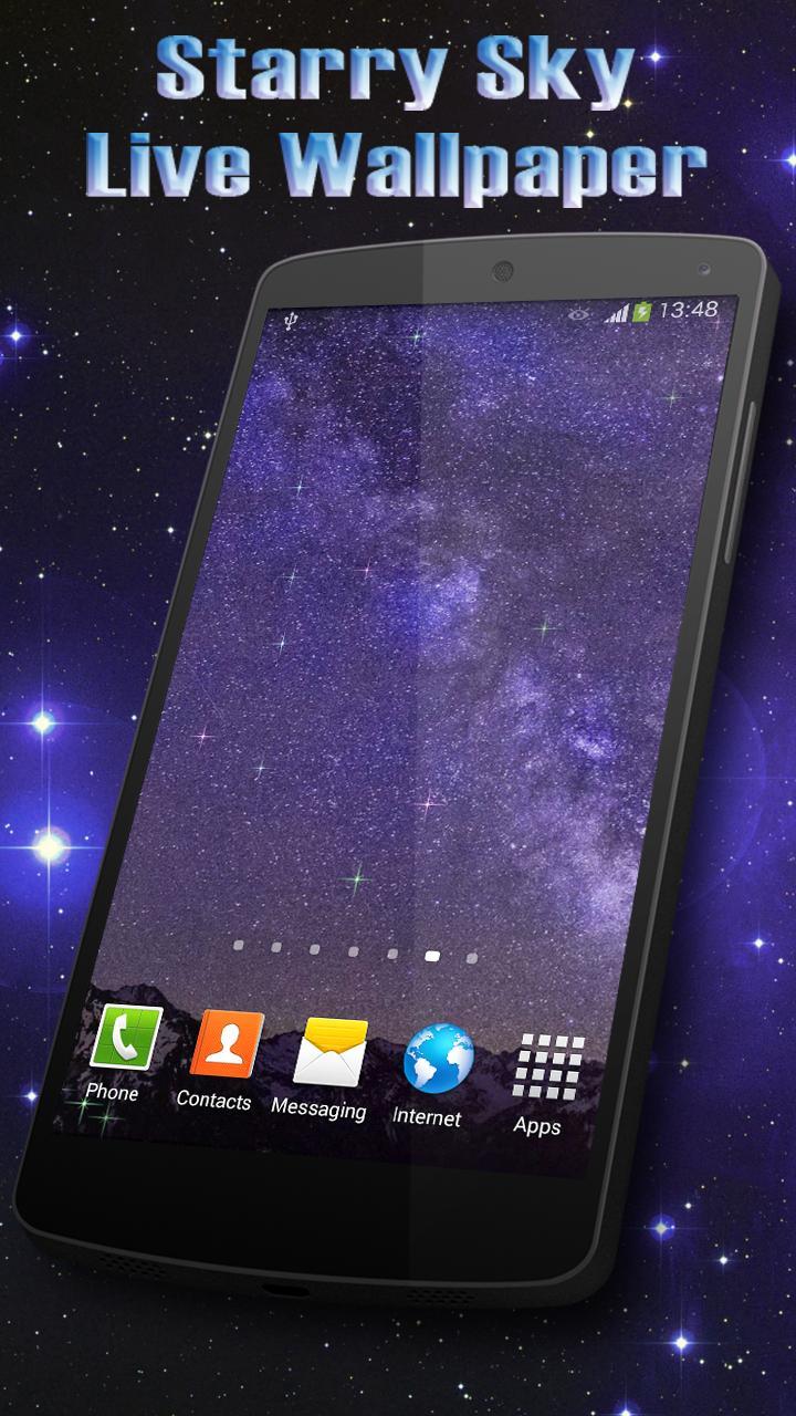 星空动态壁纸安卓下载 安卓版apk 免费下载