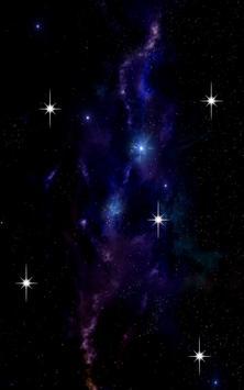 Stars Live Wallpaper screenshot 2