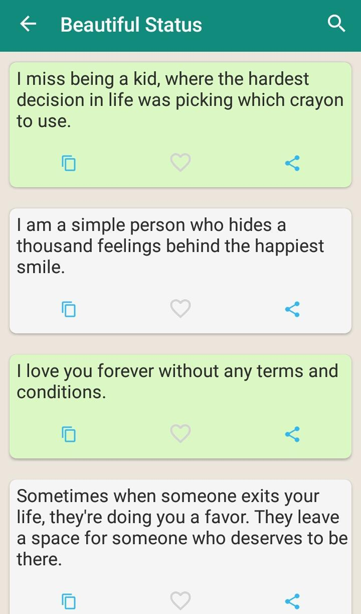 Todays Whatsapp Status For Android Apk Download