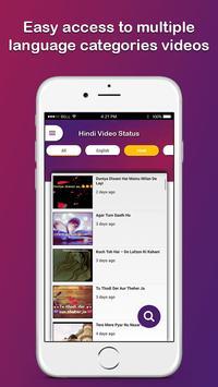 Status downloader-Save status for Whatsap poster