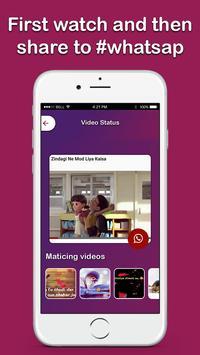 Status downloader-Save status for Whatsap screenshot 1