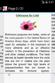 Cold Home Remedies screenshot 1