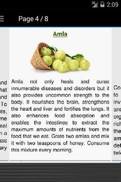 Home Remedies for Tiredness apk screenshot