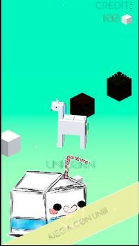 Unicorn Kawaii Jump screenshot 10