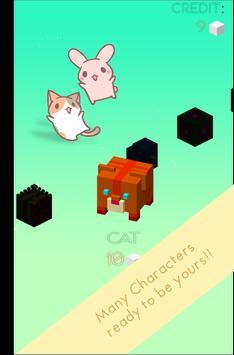 Unicorn Kawaii Jump screenshot 2