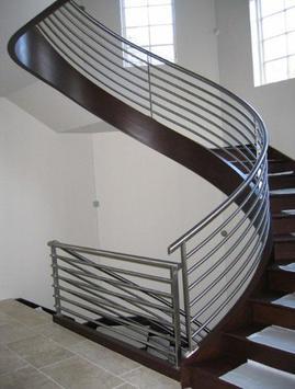 Steel railing design screenshot 9
