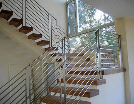 Steel railing design screenshot 1