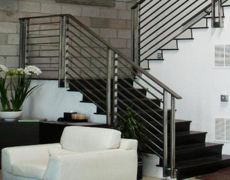 Steel railing design screenshot 3
