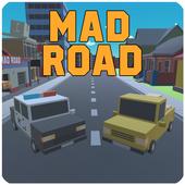 Mad Road icon
