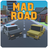 Mad Road icon