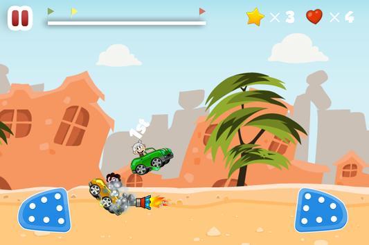 Steven Vs Lincoln Racing Loud Adventure screenshot 1