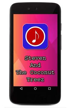 Steven And The Coconut Treez poster