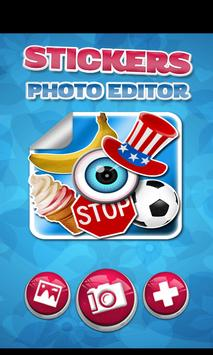 Stickers Photo Editor poster