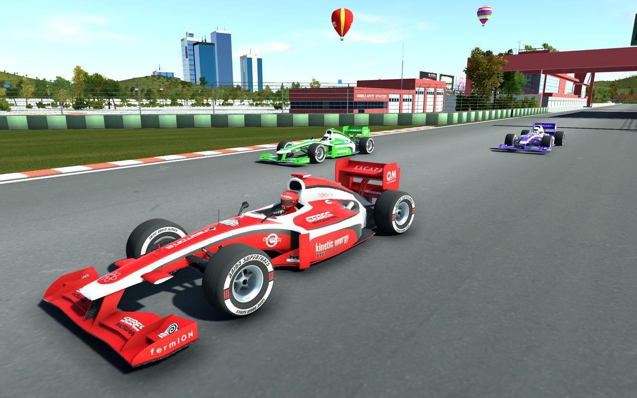 3D Formula Cars Race 2017 APK Download