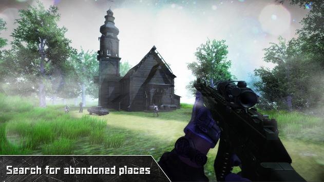 Last Dead Z Day: Zombie Sniper Survival screenshot 2