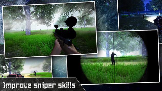 Last Dead Z Day: Zombie Sniper Survival screenshot 3