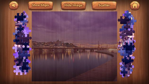 Puzzle Rompecabezas Estocolmo apk screenshot