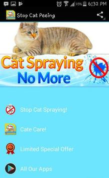 Stop Cat Speeing poster
