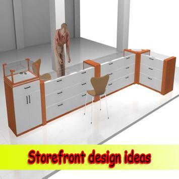 storefront design ideas poster - Storefront Design Ideas