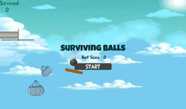 Surviving Balls apk screenshot